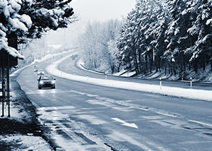 How to Avoid a Winter Car Accident in Oregon